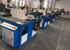 80 Ton CNC Copper Punching Machine , Hydraulic Busbar Punching Machine 20x260 mm