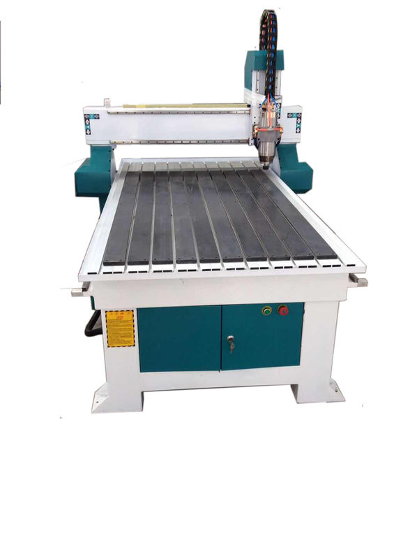 Multi Function 4 Axis Woodworking CNC Machine / Wood Cutting Router Machine