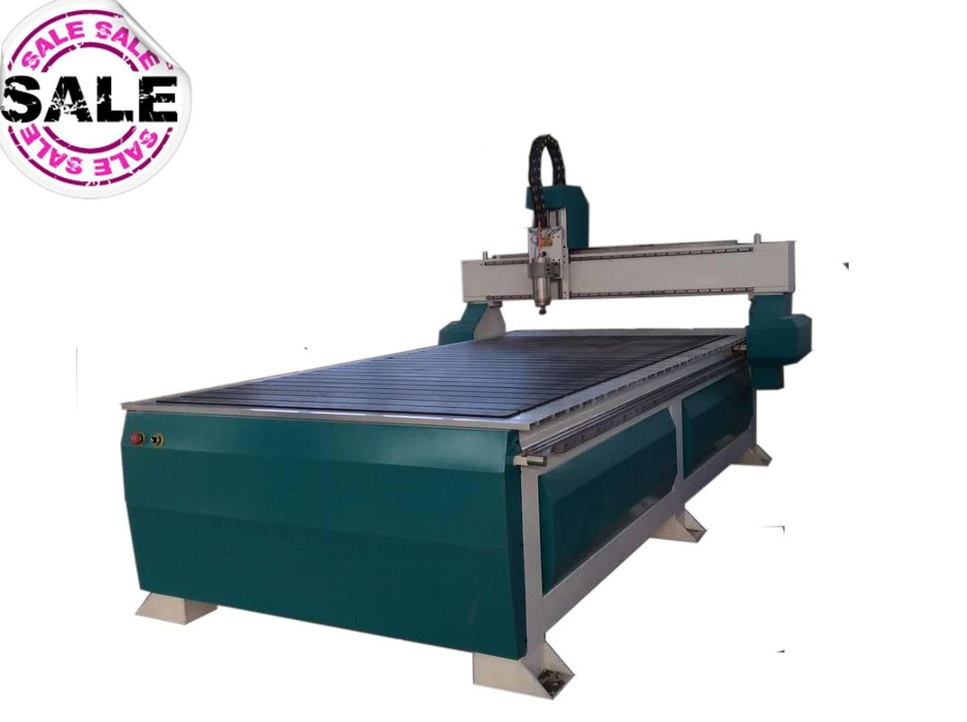 High Speed Woodworking CNC Machine Router With 3KW Water Cooling Spindle